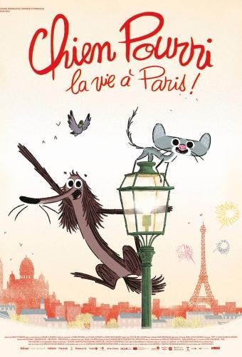 CHIEN POURRI, LA VIE A PARIS !