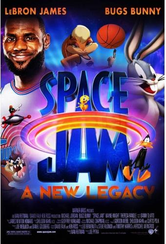 SPACE JAM : NOUVELLE ERE