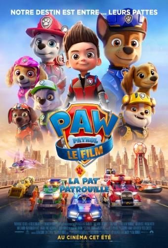 LA PAT'PATROUILLE : LE FILM
